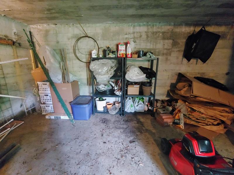 Garage Basement Storage