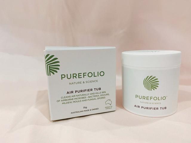 Air Purifier Tub