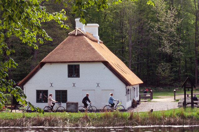 Spring at the old watermill...