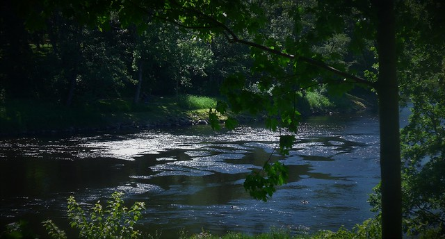 The River Ätran