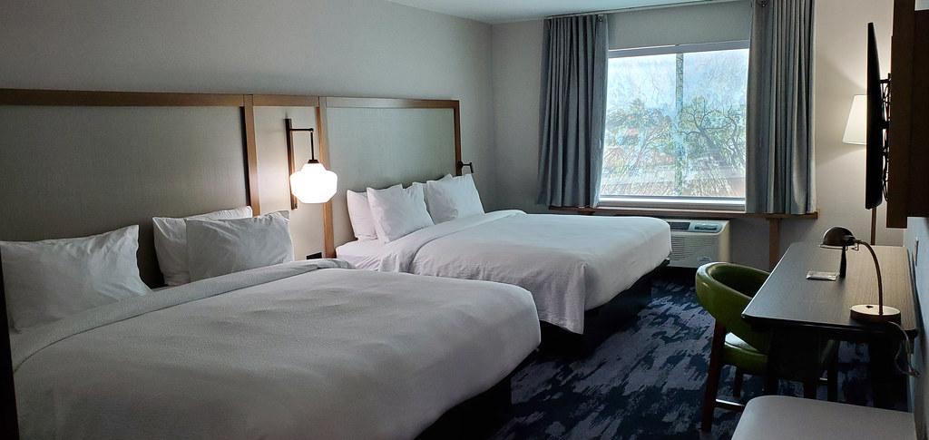 Fairfield Inn & Suites by Marriott Anaheim Los Alamitos