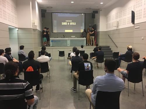 """Presentació """"Projecte III: Joc 3D"""""""