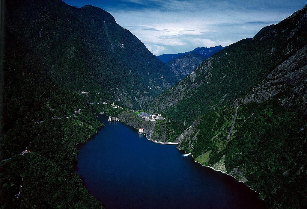 德基水庫。圖片來源:中區水資源局