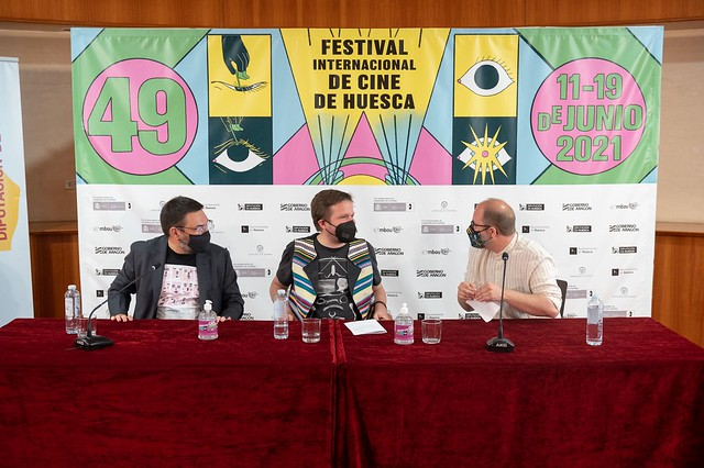 Estreno del documental 'Las clases' en el Festival Internacional de Cine de Huesca