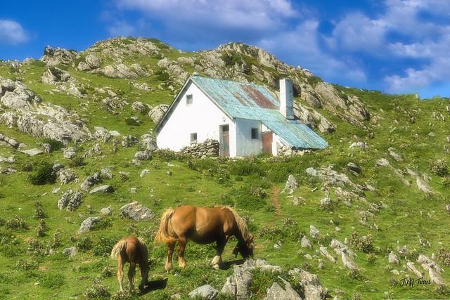 Sueño en el Pirineo Navarro-Francés