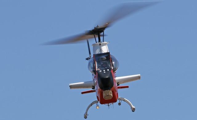 Bell 209 (AH-IS Cobra) N107Z