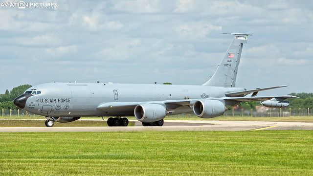 Boeing KC-135R Stratotanker 59-1511