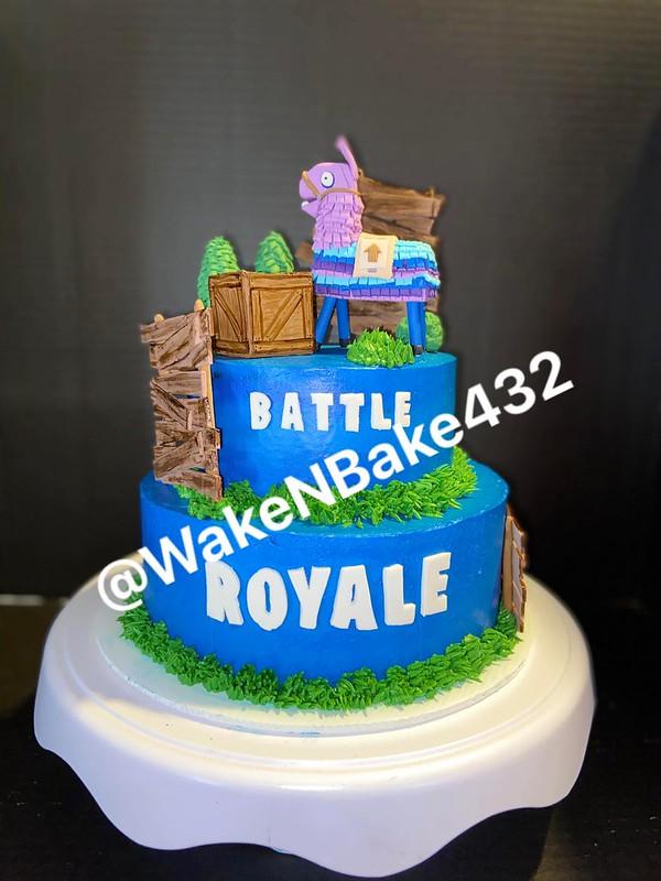 Cake by Wake 'N Bake