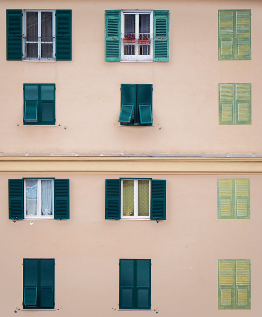 Trompe l'oeil - Genova