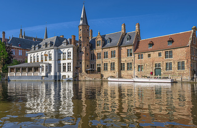 Brügge, Westflandern / Bruges, West-Flanders