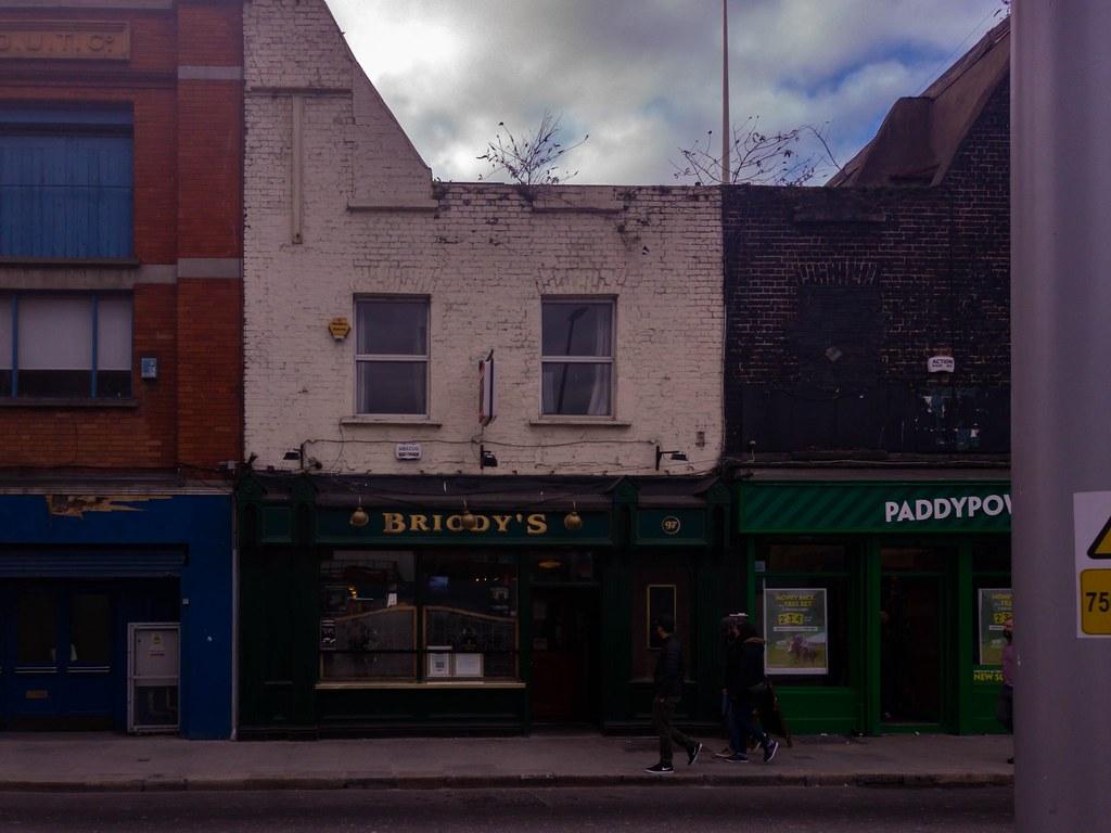 Briody's: Marlborough St.