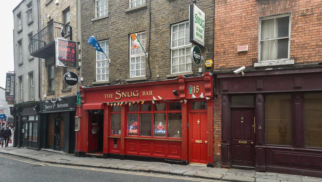 The Snug: Stephen Street