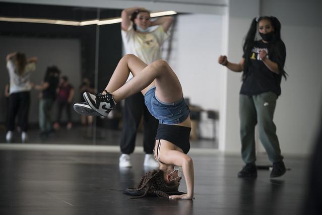 Orkatz 28. urteurrena: Dancehall (Raquel Koroma)