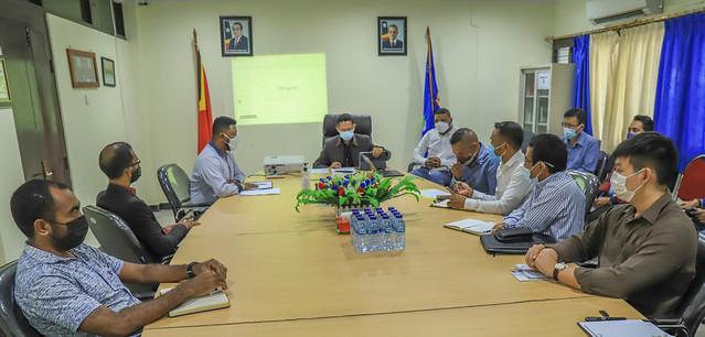 ANC - Operators Meeting (Working Group on Timor Leste Internet eXchange (TLIXP)