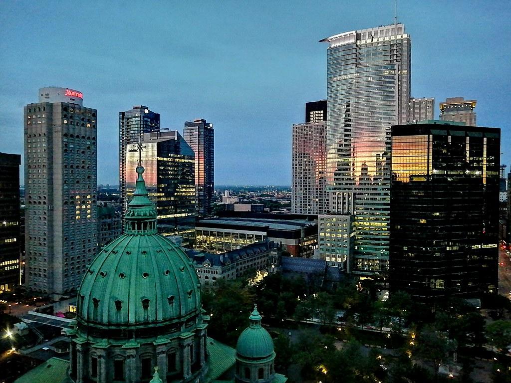 Montreal_Skyline