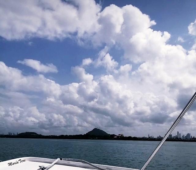 Bahía de Panamá ⛅.. (Explore 🌟Junio 15 - 2021)