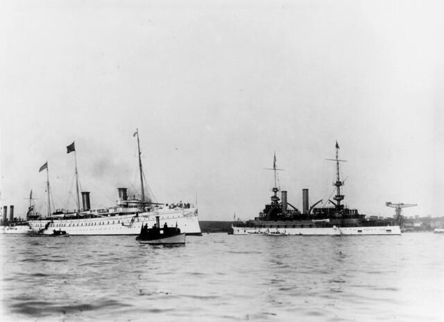 USS Kearsarge (Battleship No 5)