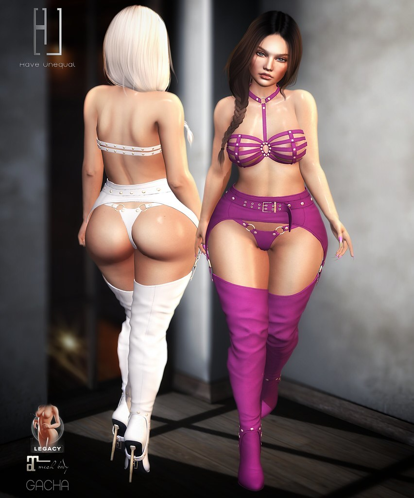 HU_Elodie Outfit_Gacha Outfit_AD