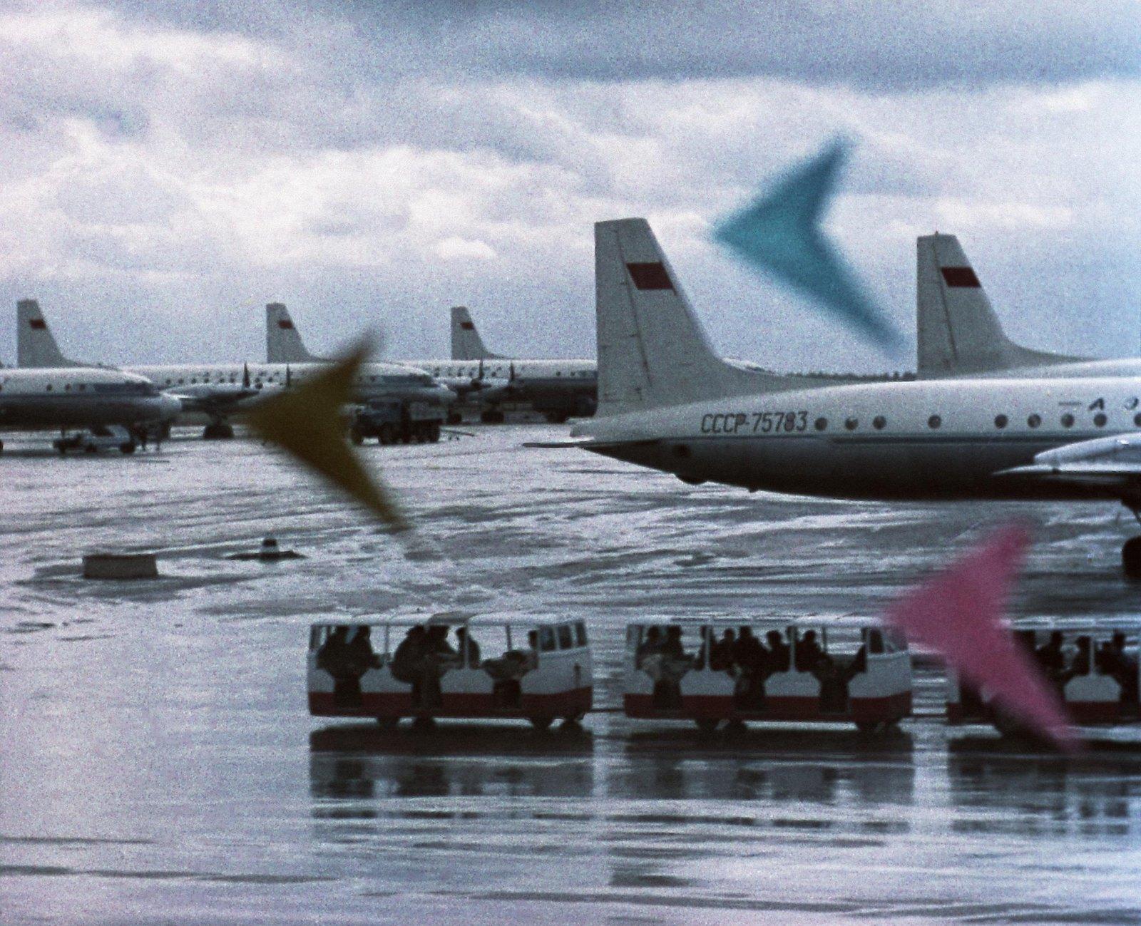 1964. Аэропорт «Внуково»1