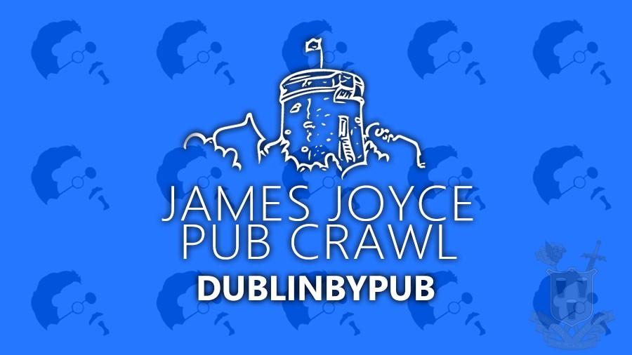 The James Joyce Pub Crawl