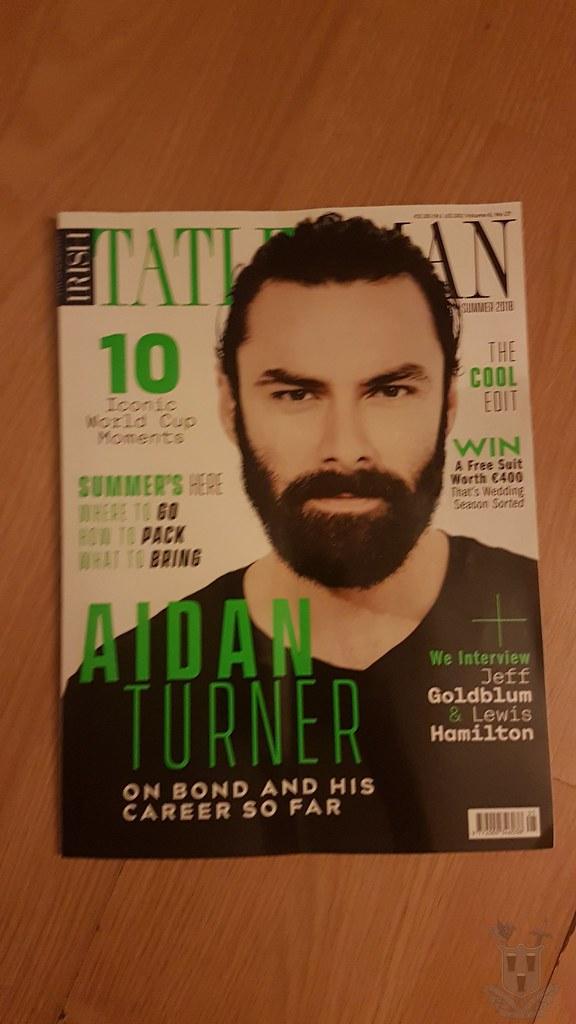 Irish Tatler Man – Summer Edition.