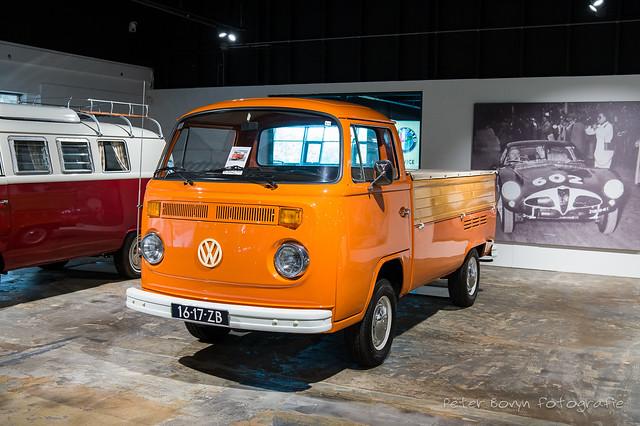 Volkswagen T2B Pick-up - 1977