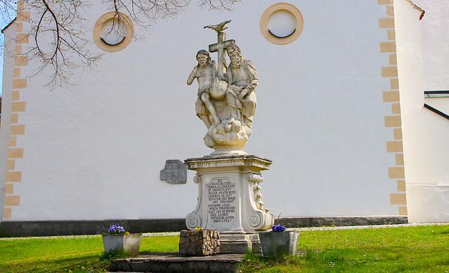 Markersdorf. Dreifaltigkeit, 1716 - Barock
