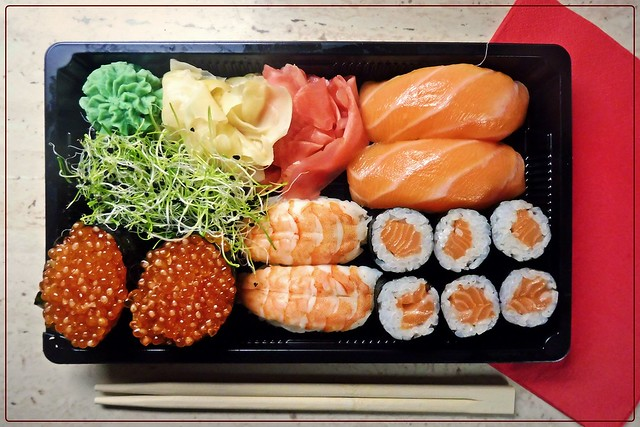 colorful food :)