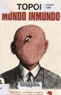 Roland Topor, Mundo Inmundo
