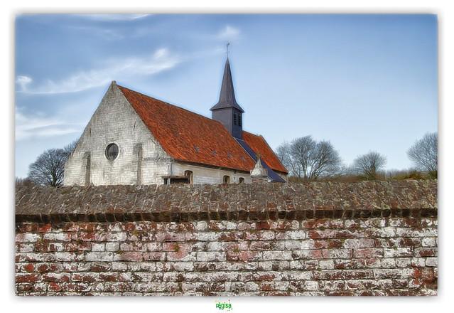 NIELLES-LES-ARDRES / EGLISE SAINT-PIERRE