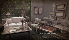 The French Farm-The Forest Collection Ad