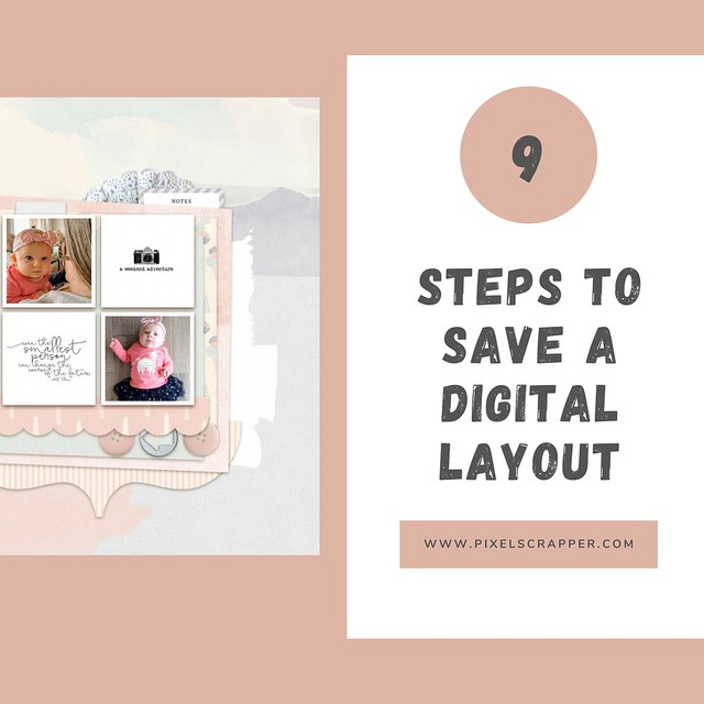 9 Steps to Save a Layout