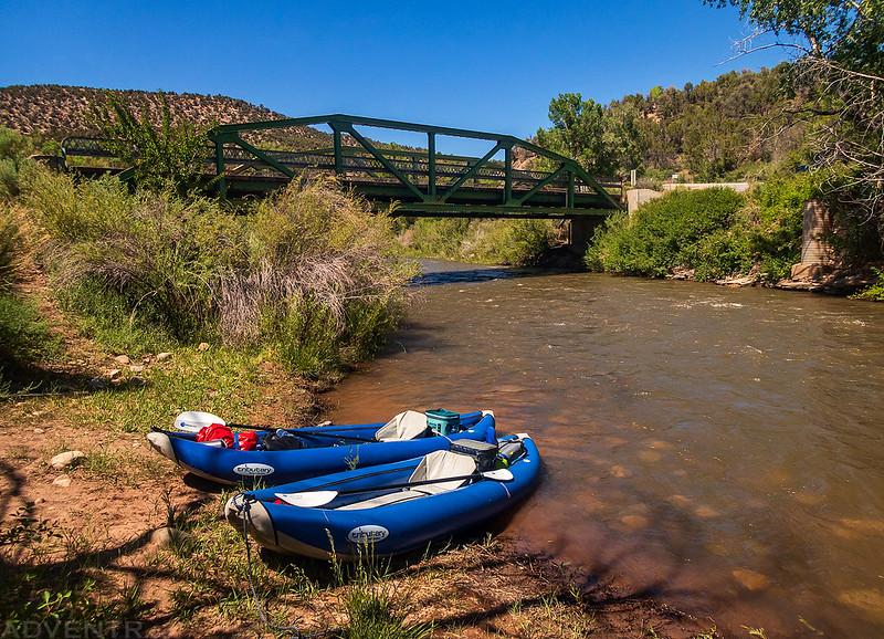 Green Truss Bridge (Piñon Bridge)
