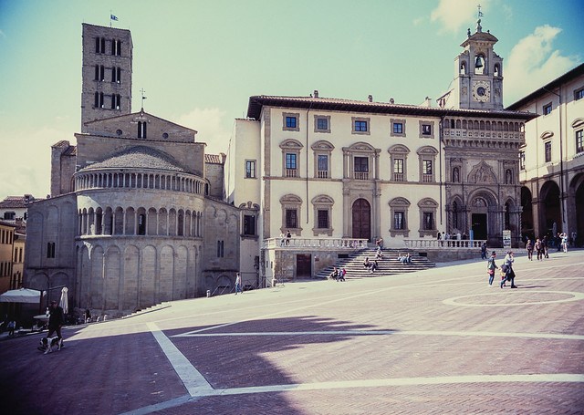 Arezzo (35mm Fuji Velvia 100)