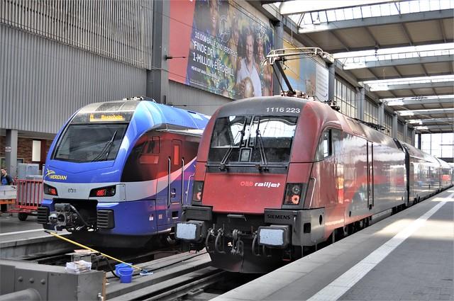 1116 223-9 München HBf 03 06 2014