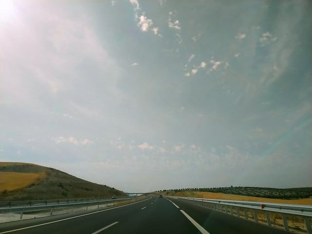 La nueva carretera de la costa