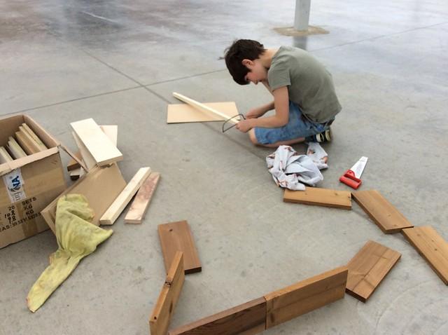 2de leerjaar - Vervolg project: Kunst