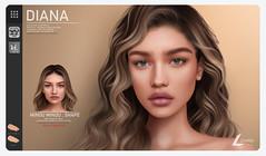 LOWEN Beauty - Diana (KUSTOM9)