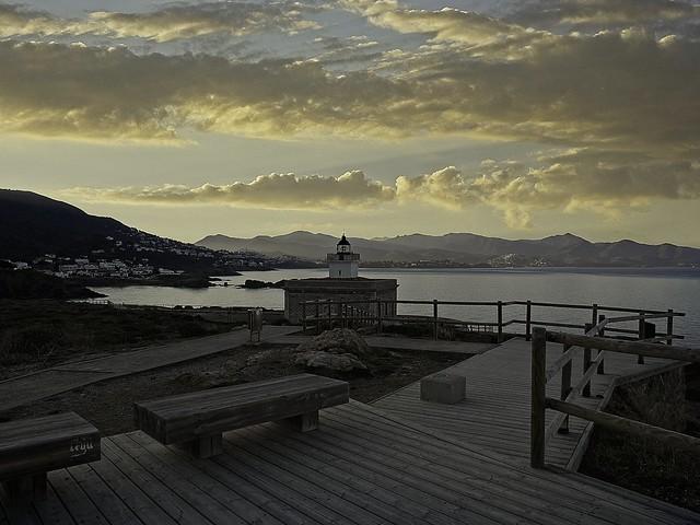 S'Aranella, lighthouse. (in Explore)