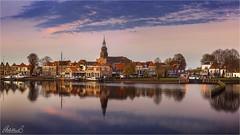 Evening in Blokzijl