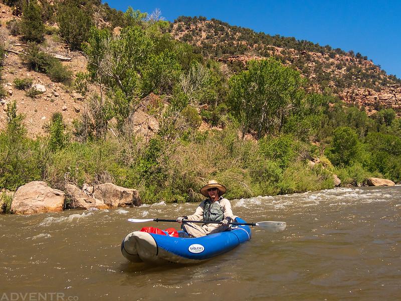 San Miguel River Float