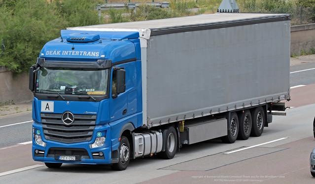 PFY 792 Mercedes 07-07-2020 (Germany)