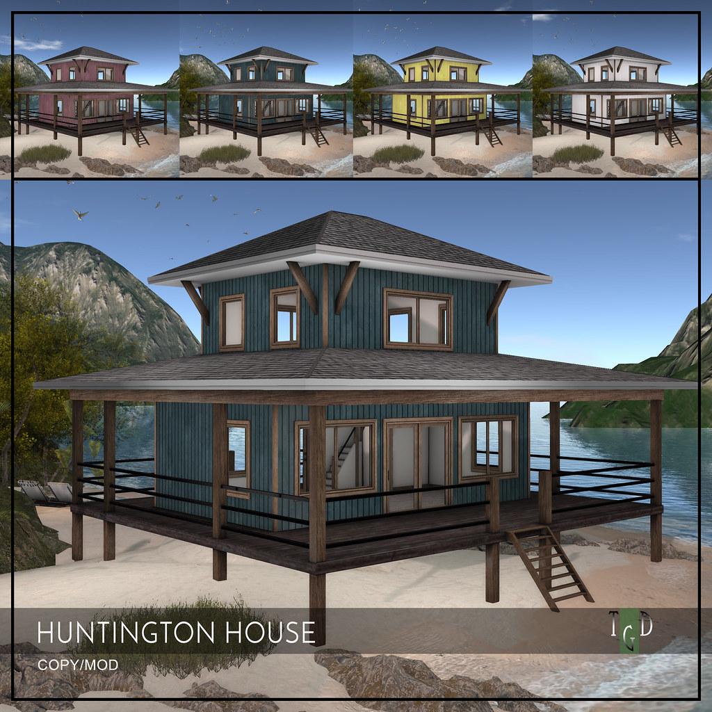 New at Cosmopolitan – The Huntington Beach House
