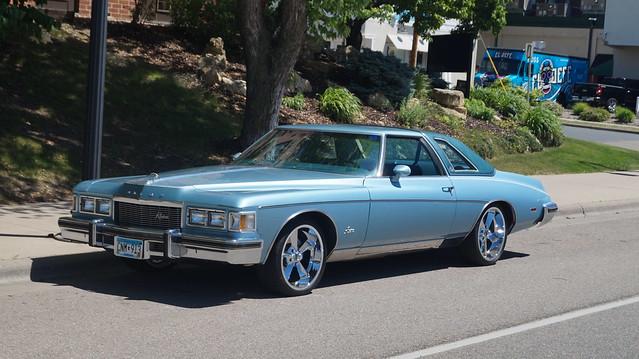 1976 Buick Riviera Landau