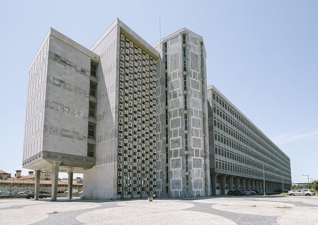 Palácio da Justiça, Lisbon, Portugal.