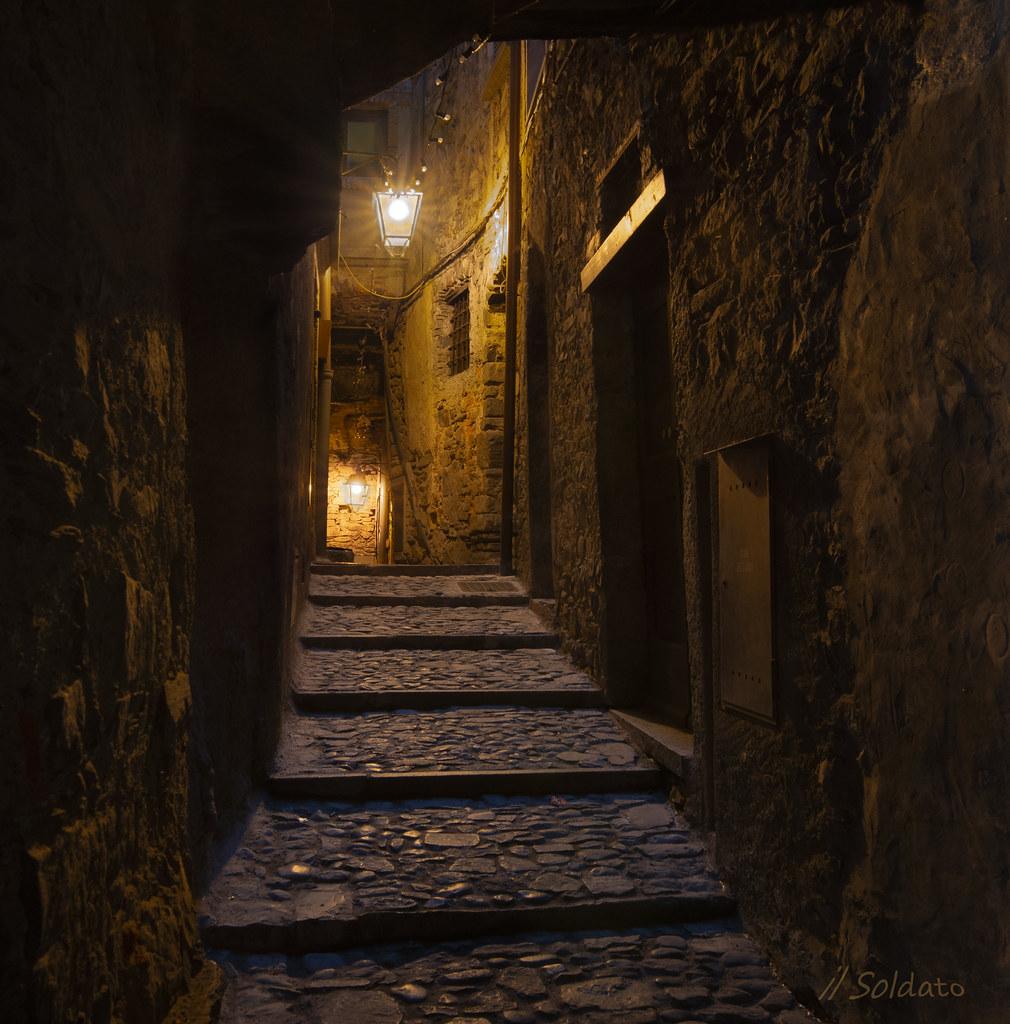 Notte in Brienno