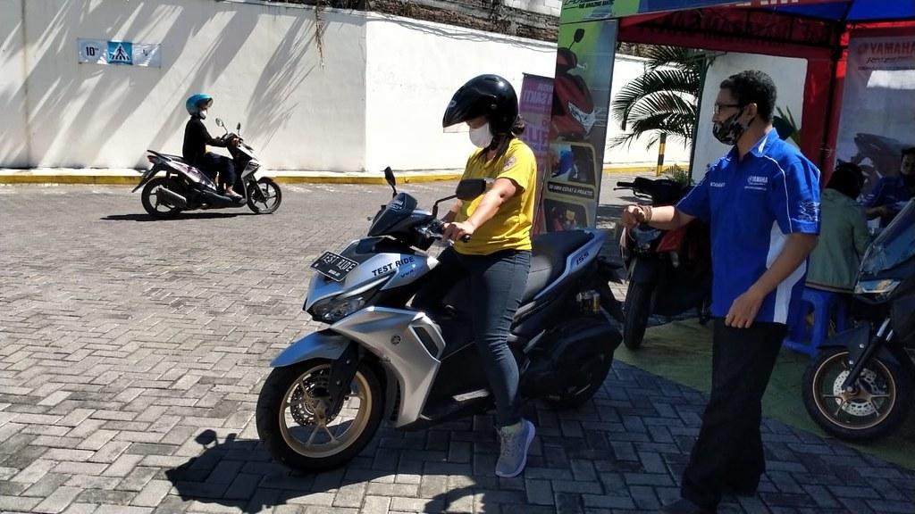 Test Ride Online