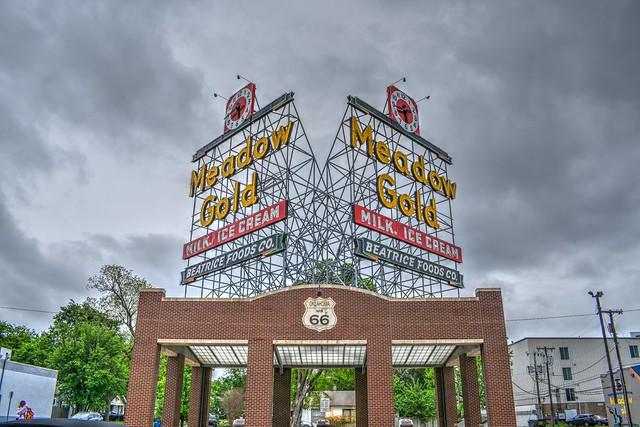 Tulsa Time along historic Route 66 @ Tulsa, Oklahoma