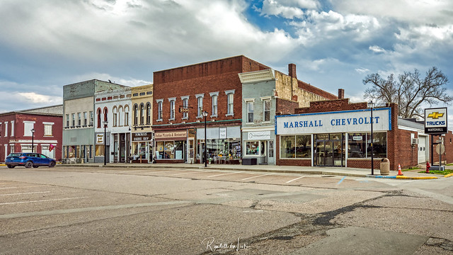 South Side Of Square, Winchester, Illinois (2 of 2)
