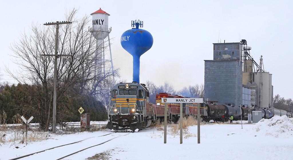 Manly Iowa